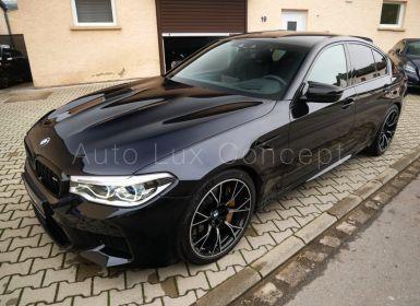 Vente BMW M5 Competition, ACC, Caméra 360°, Phares Laser, Freins céramique, MALUS PAYÉ !!! Occasion