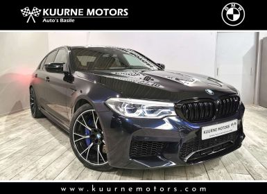 Vente BMW M5 Competition Hud/Soft/Keyless/360° 1j garantie Occasion