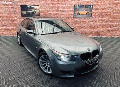 BMW M5 E60 5.0 V10 507 cv Occasion