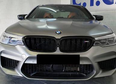 Vente BMW M5 F10 COMPETITION Occasion
