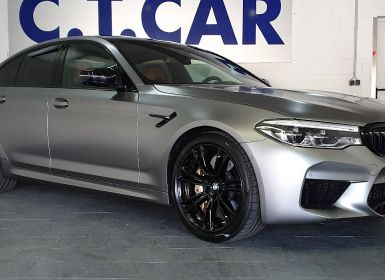 Vente BMW M5 G30 COMPETITION Occasion