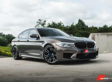 Achat BMW M5 Limousine 4.4 V8 - HARMAN/KARDON - 360°- MASSAGE - Occasion