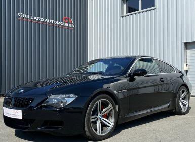Vente BMW M6 5.0 V10 507ch (E63) SMG7 Occasion