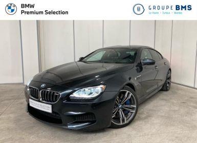 Vente BMW M6 560ch Occasion