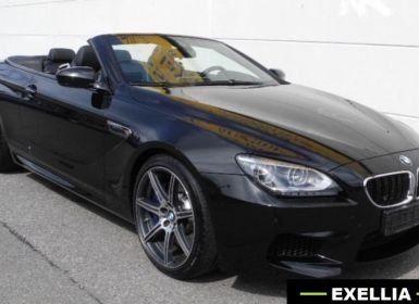 Voiture BMW M6 CABRIOLET PERFORMANCE  DKG7 Occasion