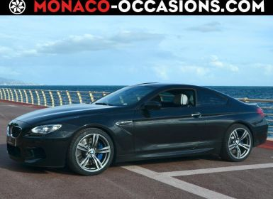 Voiture BMW M6 Coupe 560ch Occasion