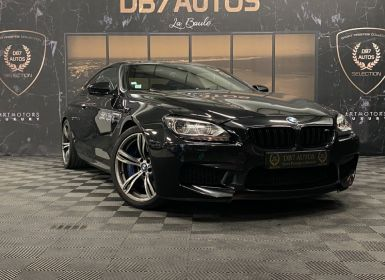 Achat BMW M6 COUPE F13 M DKG7 Occasion