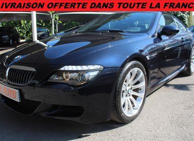 Vente BMW M6 (E63) 507CH Occasion