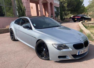 Vente BMW M6 V10 507cv SMG7+ Occasion