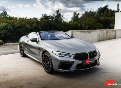 Vente BMW M8 Competition Cabrio Cabrio Pack / CARBON /Ceramic Brakes Neuf