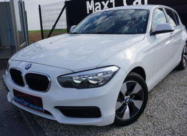 Vente BMW Série 1 114 d - 5 Portes - Facelift - Bluetooth - EURO 6 - Occasion