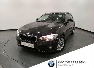 Vente BMW Série 1 114d 95ch Lounge 3p Occasion