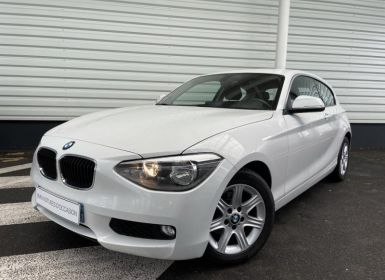 BMW Série 1 114d 95ch Lounge 3p