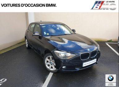 Acheter BMW Série 1 114d 95ch Lounge 5p Occasion