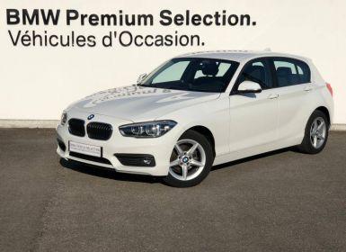Achat BMW Série 1 114d 95ch Lounge 5p Occasion