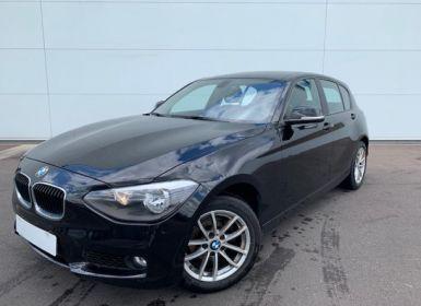 Vente BMW Série 1 114d 95ch Lounge 5p Occasion