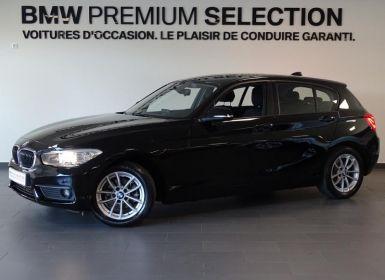BMW Série 1 114d 95ch Lounge 5p Euro6c