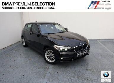 Vente BMW Série 1 114d 95ch Lounge 5p Euro6c Occasion