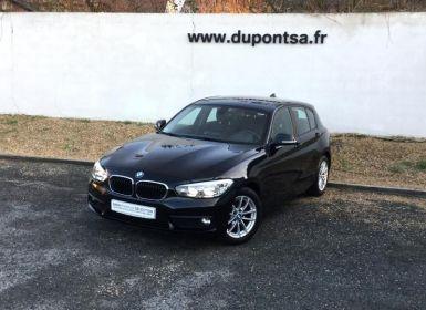 Vente BMW Série 1 114d 95ch Lounge START Edition 5p Occasion