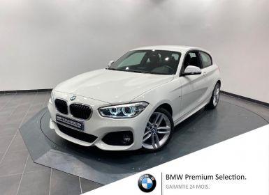Achat BMW Série 1 114d 95ch M Sport 3p Occasion