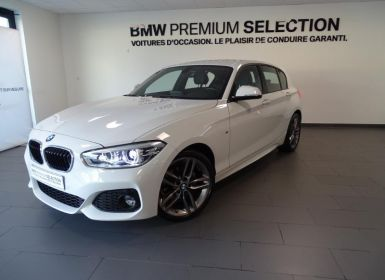 Vente BMW Série 1 114d 95ch M Sport Ultimate 5p Euro6c Occasion