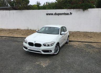 Vente BMW Série 1 114d 95ch Premiere START Edition 5p Occasion