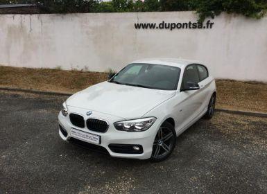 Vente BMW Série 1 114d 95ch Sport 3p Occasion