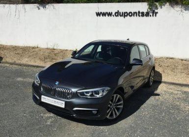 Voiture BMW Série 1 114d 95ch UrbanChic 5p Occasion