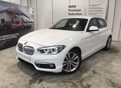 Achat BMW Série 1 114d 95ch UrbanChic 5p Occasion
