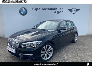 Vente BMW Série 1 116 116d 116ch UrbanChic 5p Occasion