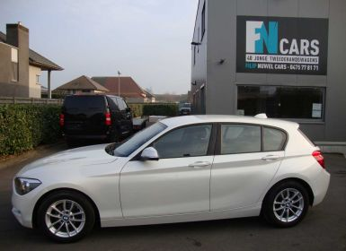 BMW Série 1 116 5-Türer d, gps, leder, airco, alu, 10 - 2013, bleutooth
