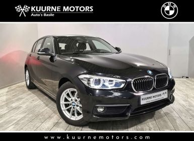 Achat BMW Série 1 116 d Hatch Alu - Led - Gps - Pdc - Airco - Cruise Occasion