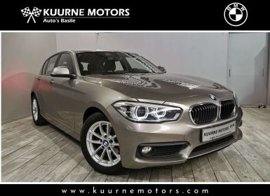 Vente BMW Série 1 116 d Hatch Led/Leder/Gps/Cruise/Pdc/Bt Occasion