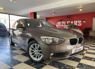 Vente BMW Série 1 116 HATCH DIESEL - 2011 Occasion