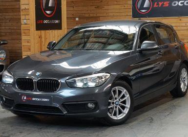 Achat BMW Série 1 116 HATCH DIESEL - 2015 EfficientDynamics Edition Occasion