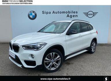 Vente BMW Série 1 116 sDrive16dA 116ch Sport DKG7 Euro6c Occasion