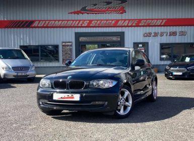 Vente BMW Série 1 116d 115ch Confort 3p (E81) Occasion