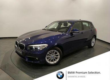 Achat BMW Série 1 116d 116ch Business 5p Occasion