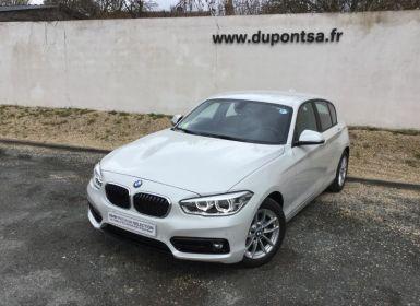 Vente BMW Série 1 116d 116ch Business Design 5p Euro6c Occasion