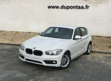 Vente BMW Série 1 116d 116ch Lounge 5p Occasion