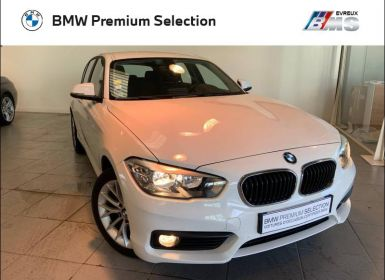 Achat BMW Série 1 116d 116ch Lounge 5p Occasion