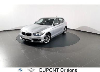 BMW Série 1 116d 116ch Lounge 5p Euro6c