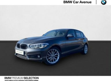 Achat BMW Série 1 116d 116ch Sport 5p Occasion
