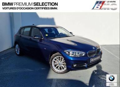 Achat BMW Série 1 116d 116ch Sport 5p Euro6c Occasion