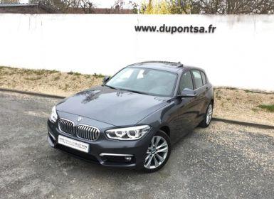Achat BMW Série 1 116d 116ch UrbanChic 5p Occasion