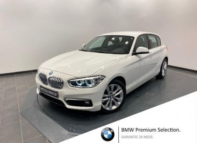 Vente BMW Série 1 116d 116ch UrbanChic 5p Occasion