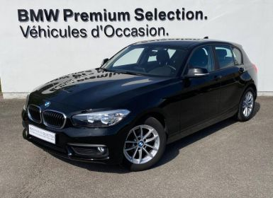 Achat BMW Série 1 116dA 116ch Business 5p Occasion