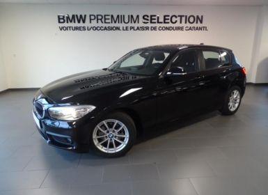 BMW Série 1 116dA 116ch Lounge 5p