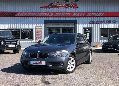 BMW Série 1 116dA 116ch Lounge (F20)