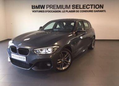 Achat BMW Série 1 116dA 116ch M Sport 5p Occasion